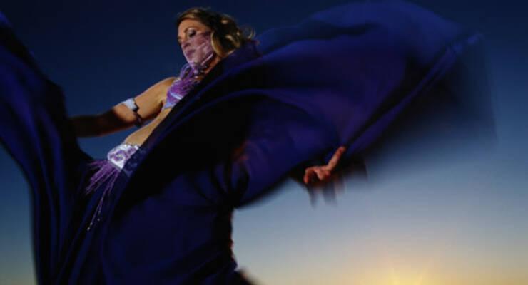 Фото к статье: Арабские танцы глазами ученицы Светланы Абу-Хардан