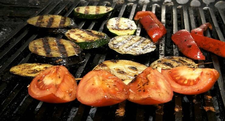 Фото к статье: 6 ошибок в приготовлении запеченных овощей