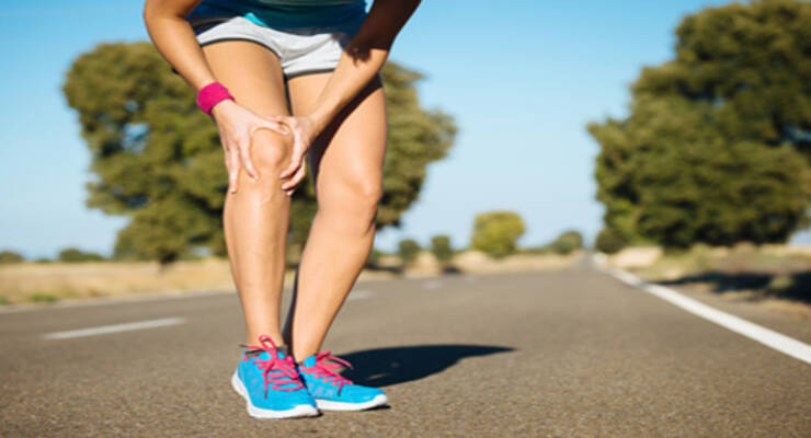 Фото к статье: Как избавиться от хруста в коленях