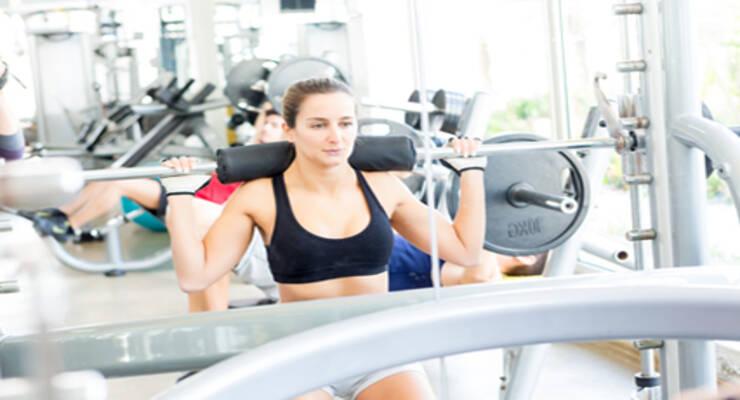Фото к статье: Силовая тренировка для женщин: работа над ошибками