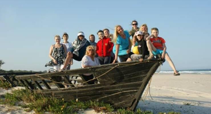Фото к статье: Фитнес-тур в Тунисе. Финал
