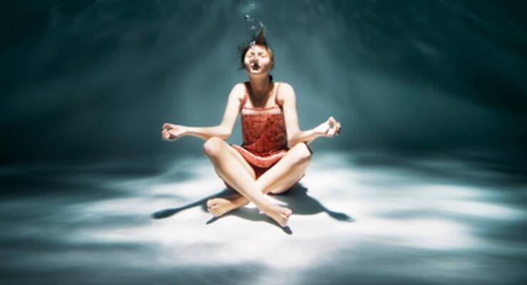 Фото к статье: Инна Видгоф о сочетании йоги и плавания