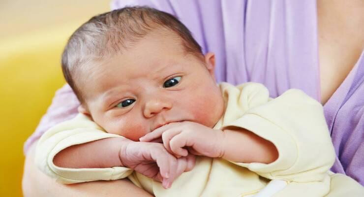 Фото к статье: Зрение малыша: как не допустить косоглазия