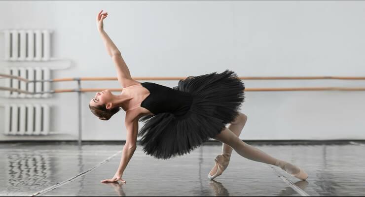Фото к статье: Как улучшить форму ног с помощью балетных упражнений