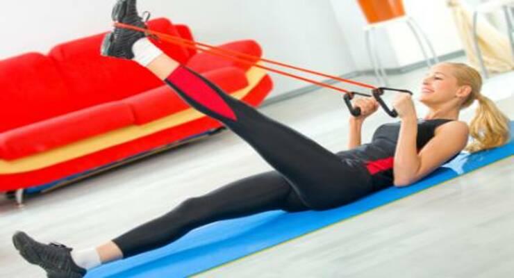 Фото к статье: Тренировка с эспандером: упражнения для продвинутых (ФОТО)