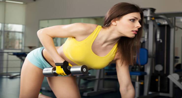 Фото к статье: Правила силовой тренировки для похудения