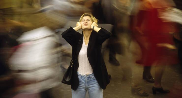 Фото к статье: Стресс