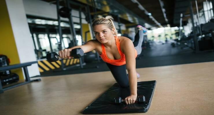 Фото к статье: Фитнес: как преодолеть плато