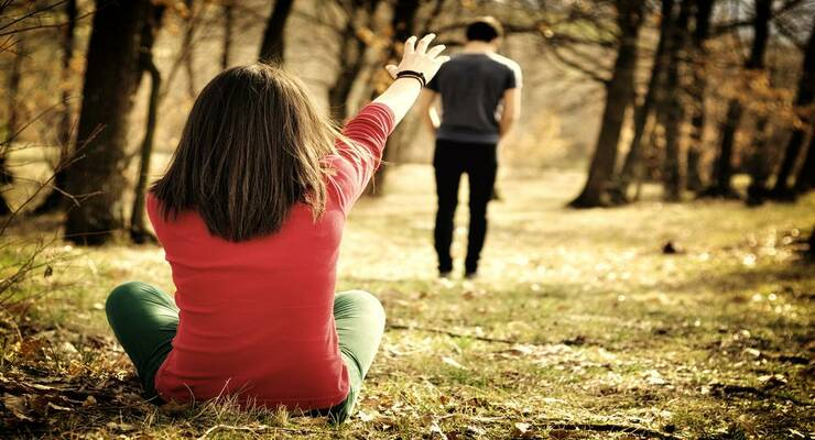 Фото к статье: Почему мужчины уходят из идеальных отношений