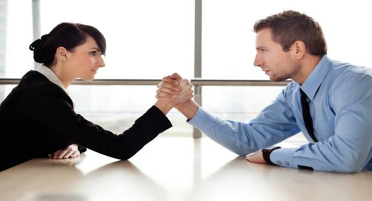 Фото к статье: Игра на повышение: если вы зарабатываете больше мужа