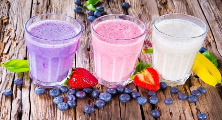 Фото к статье: 5 рецептов вкусных и сытных белковых смузи
