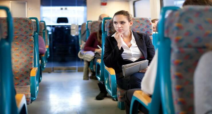 Фото к статье: Долгие поездки  на работу вредят здоровью