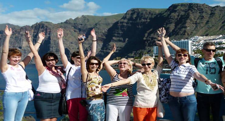 Фото к статье: Йога-тур на Тенерифе: секреты омоложения, полеты над облаками и целебный вулканический песок