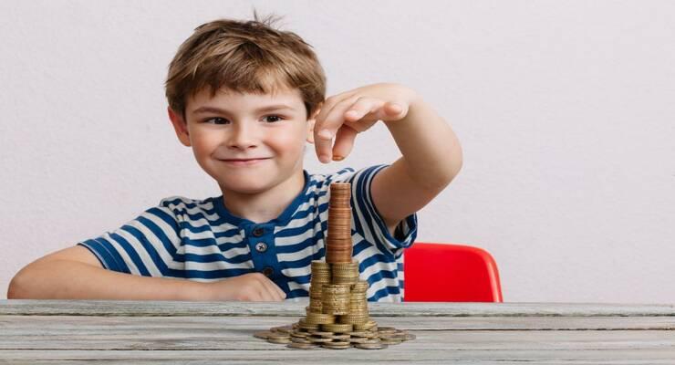 Фото к статье: Финансовая академия: как научить ребенка обращаться с деньгами