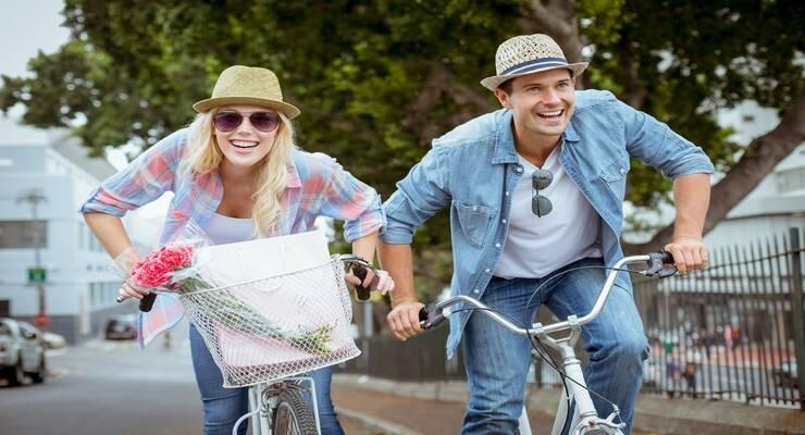 Фото к статье: Как выбрать велосипед по росту и весу, мужчинам и женщинам