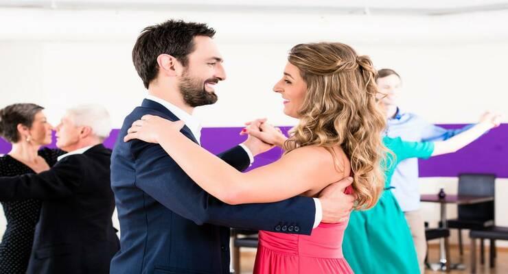 Фото к статье: Танцевальная терапия сделает ваш брак крепче
