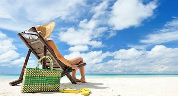 Фото к статье: Возьми в отпуск: короткая тренировка для всего тела (ФОТО)