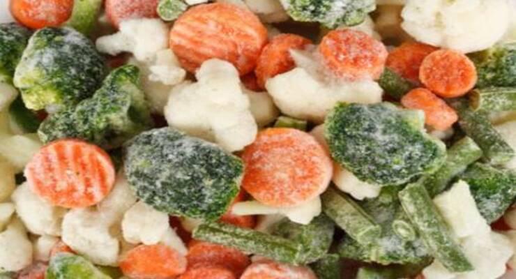 Фото к статье: Замороженные овощи и ягоды: рецепты для занятых хозяек
