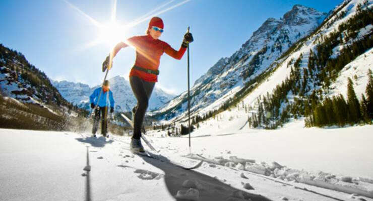 Фото к статье: Как начать заниматься беговыми лыжами