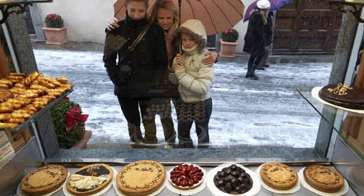 Фото к статье: Время готовить рождественский кекс «Данди»