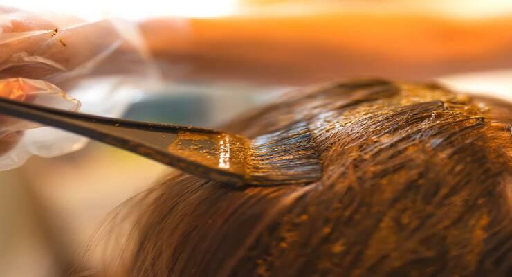 Фото к статье: Красим волосы хной: 9 важных вопросов