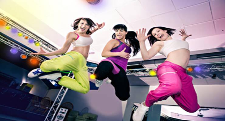 Фото к статье: Самые нескучные виды фитнеса