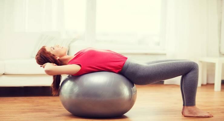Фото к статье: 5 упражнений пилатеса, сжигающих максимум калорий