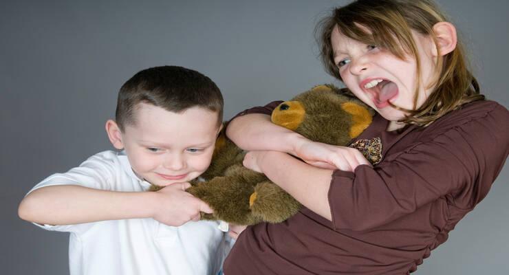 Фото к статье: Детские конфликты. Как действовать родителям