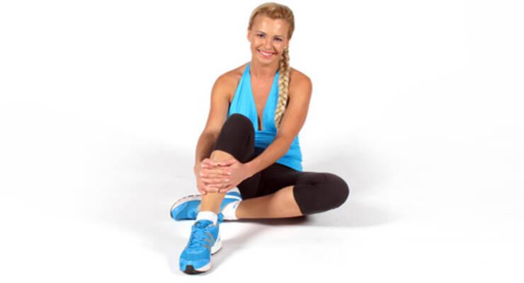 Фото к статье: Как тренируются автогонщицы: упражнения для всех мышечных групп в одной тренировке! (ПРОГРАММА)