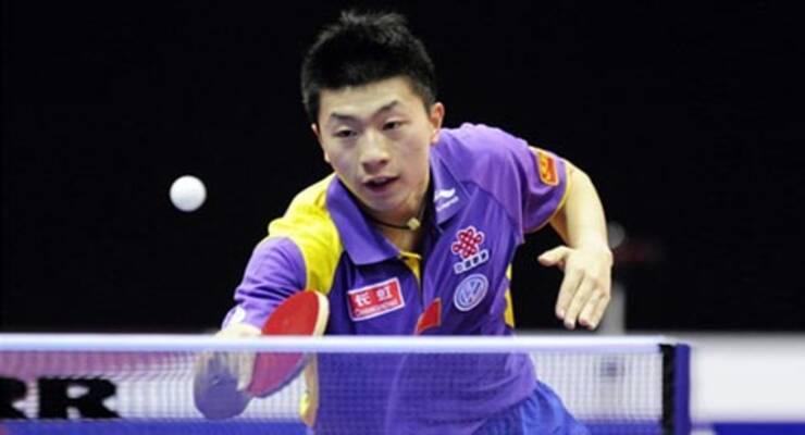 Фото к статье: Сверхзвуковые ракетки на чемпионате мира по пинг-понгу в Москве
