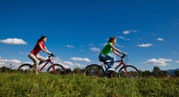 Фото к статье: Велосипед: 4 самых частых вопроса новичков