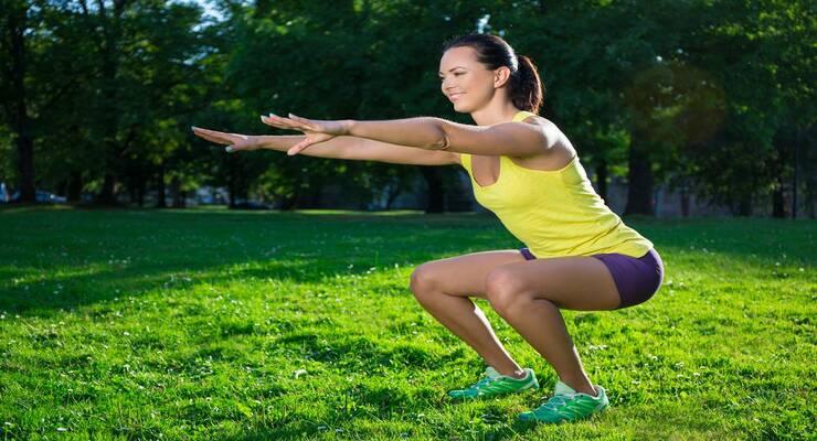 Фото к статье: 3 самых эффективных упражнения для ног