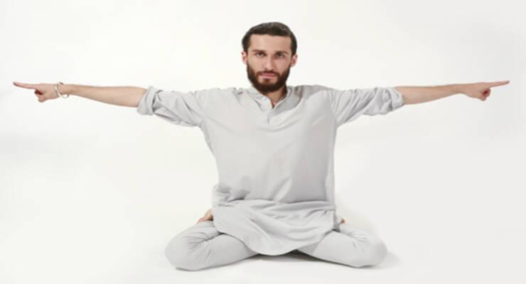 Фото к статье: Смотрите и занимайтесь онлайн: «Кундалини-йога для похудения»!