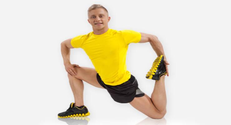 Фото к статье: Как Илья Мизгирёв готовится к чемпионату по фитнесу
