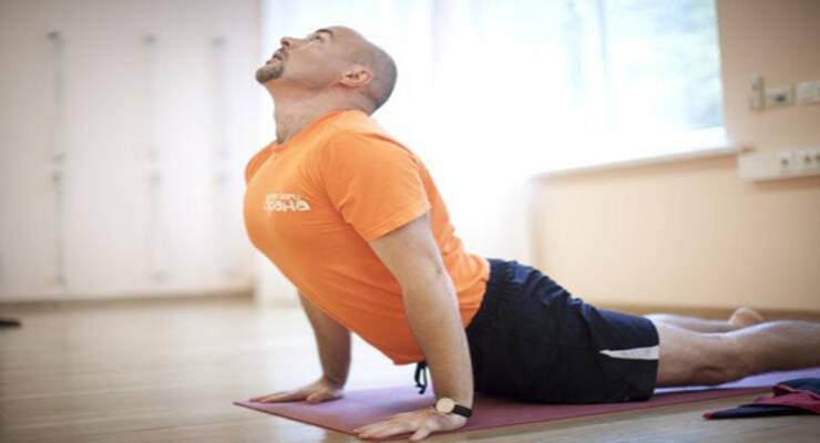 Фото к статье: Конференция «Наша йога» в ноябре