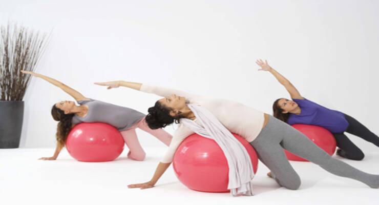 Фото к статье: Спорт во время беременности: первый триместр