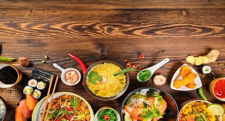 Фото к статье: Правила восточной кухни, которые сделают фигуру стройнее