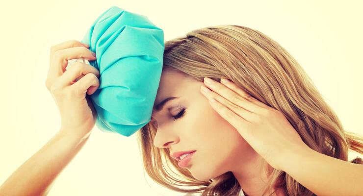 Фото к статье: 5 натуральных средств от головной боли