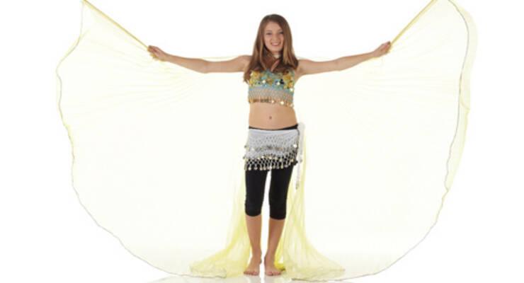Фото к статье: Светлана Абу-Хардан о том, с какого возраста можно заниматься танцем живота