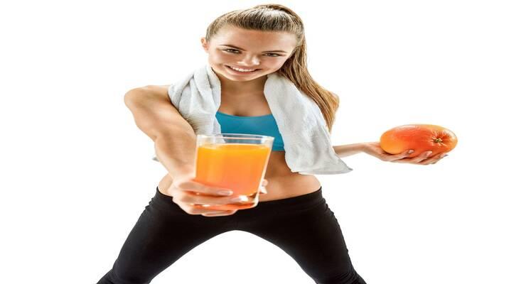 Фото к статье: Идеальная фигура: 6:0 в пользу грейпфрута
