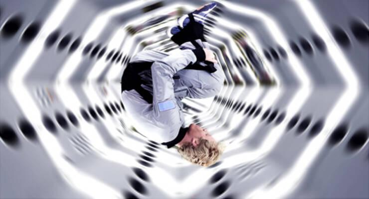 Фото к статье: Космический фитнес: тренировка в невесомости