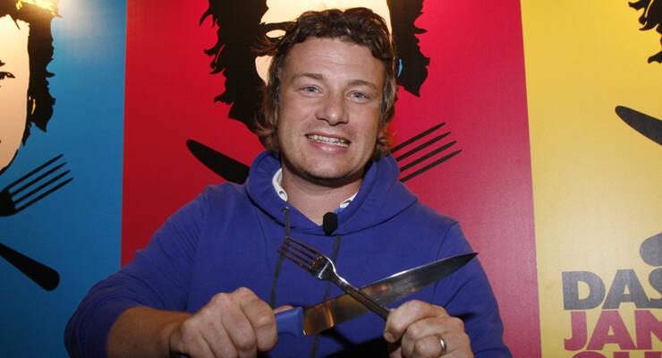 Фото к статье: Джейми Оливер: повар-кутюрье