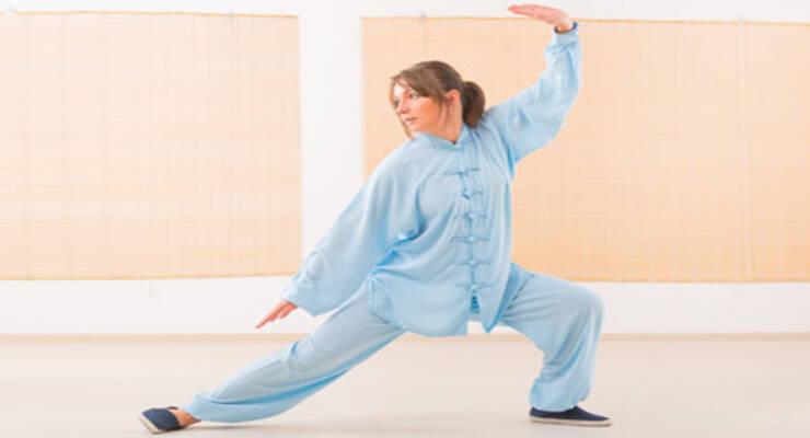 Фото к статье: Упражнения цигун для равновесия души и тела (ФОТО)