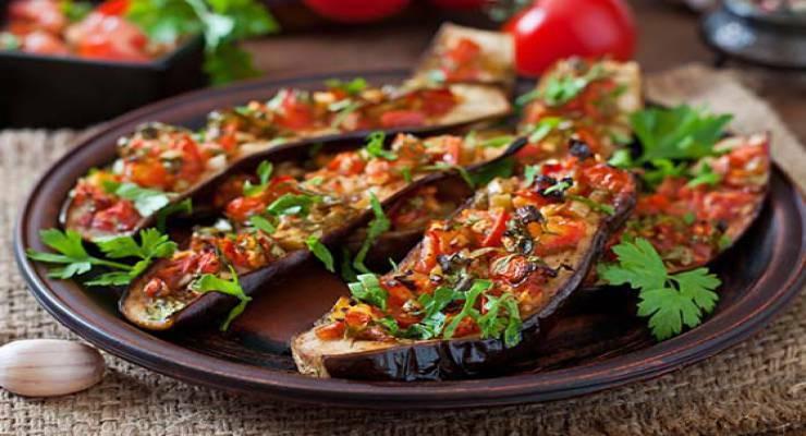 Фото к статье: Лучшие блюда с томатами: рецепты шеф-поваров. Часть 2