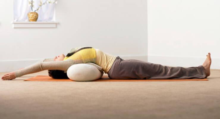 Фото к статье: Женская йога с Рави Кумаром Довлуру. Часть 1