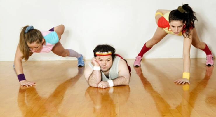 Фото к статье: Как заставить себя пойти на тренировку