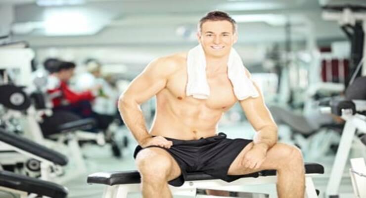 Фото к статье: Экспресс-фитнес для мужчин (ФОТО)