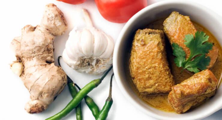 Фото к статье: «Хорошая еда». Треска и имбирь