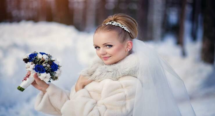 Фото к статье: Свадьба зимой: организуйте правильно