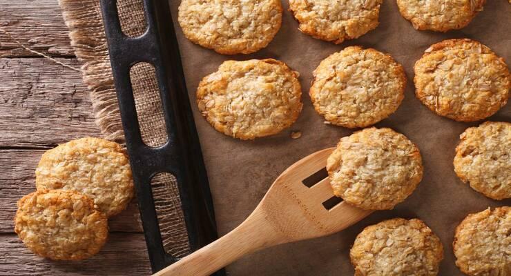 Фото к статье: Бисквиты с засахаренным имбирем